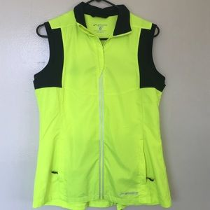 Brooks Jackets & Blazers - Brooks  Vest Size Medium