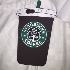 Brand new Starbucks iPhone 6 or 6s case