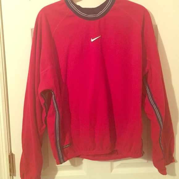Thermafit Crewneck Skool Poshmark Nike Sweaters Usa Old FtUOwq
