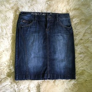 ESPRIT Dresses & Skirts - NWOT denim pencil skirt
