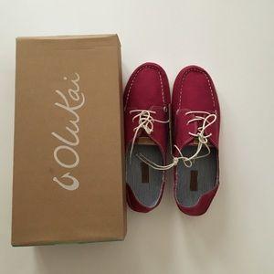Shoes - OluKai Canvas shoes