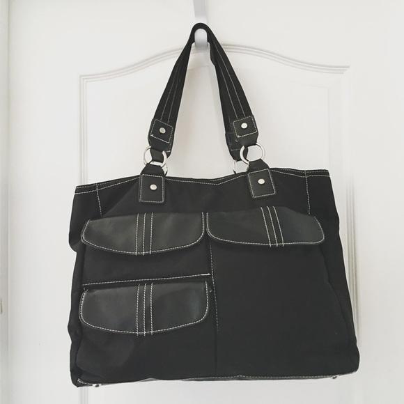 Merona Work Tote Bag