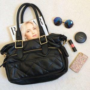 ALDO Handbags - Aldo Faux Leather Quilted Handbag