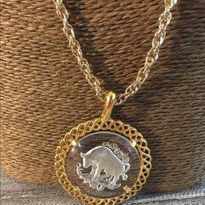 Vintage Jewelry - ✅sale✅Vintage Unique Trifari Necklace