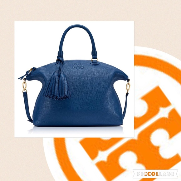 40770b389239 ... Tory Burch Thea Medium Slouchy Satchel. M 57840383f092821ca301194f