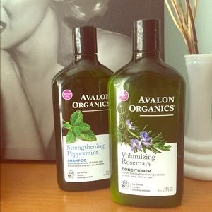 Avalon Other - Avalon Organics Shampoo & Conditioner Set