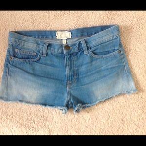 Current/Elliott Pants - Current/Elliot boyfriend shorts.