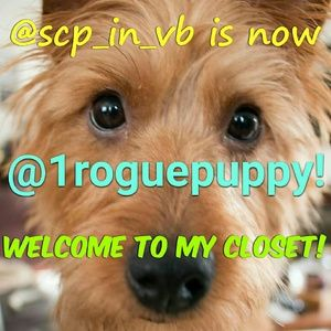 @roguepuppy Other - 20% off 2+ items!