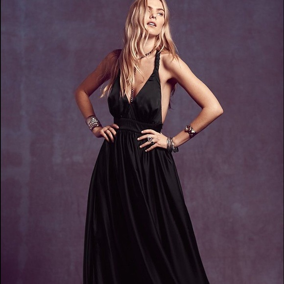 31% off Free People Dresses & Skirts - Free People Fallon Gown ...