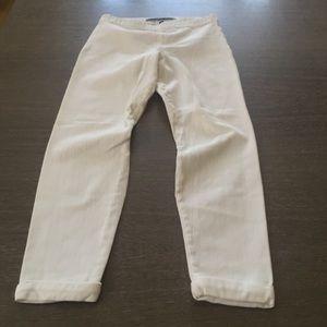 Joe's Jeans Denim - Joe's Jeans White Denim Leggings, S