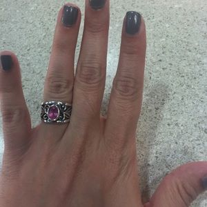 James Avery Jewelry - James Avery Pink Sapphire