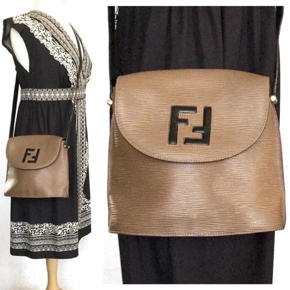 6e17fd2e8ef8 FENDI Handbags - 🌴Host Pick🌴Vintage Fendi Epi Leather Bucket Bag