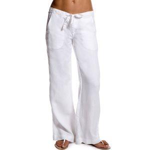 Island Company Relaxed Linen Pants