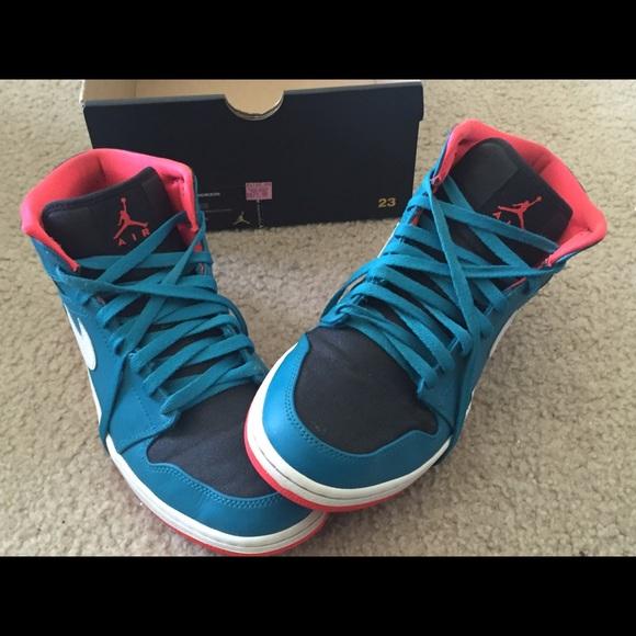 Jordan Shoes | Miami Dolphin Jordan One