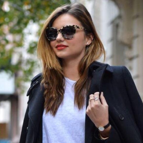 b6dceeec762 Celine Accessories - Céline tortoise rounded keyhole sunglasses 🐢