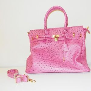 • Justfab pink law bag / Sold out •