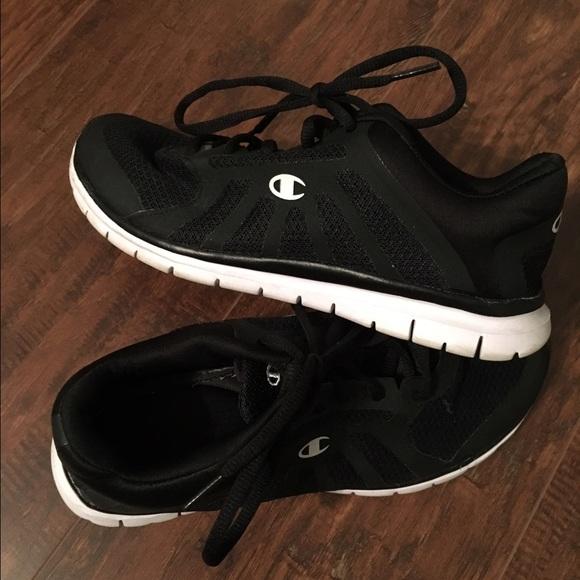champion running shoes black Shop