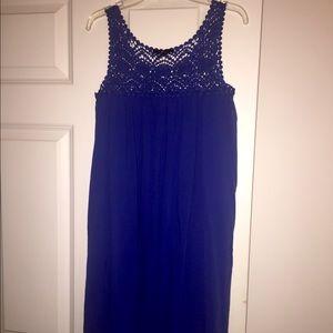 H&M Dresses & Skirts - H&M Cobalt Blue Dress