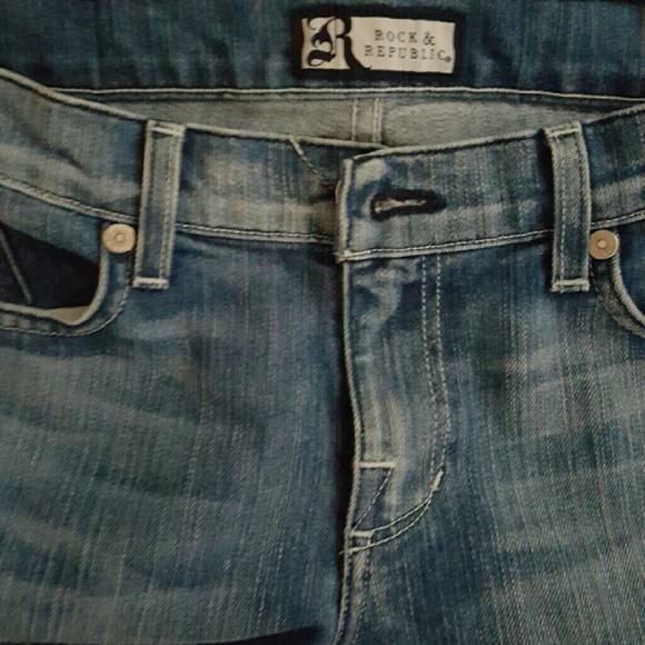 Rock & Republic  Ashwash Jeans