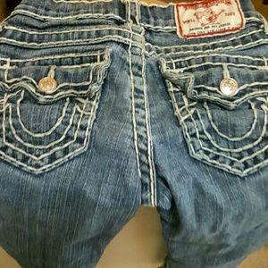 True Religion Bottoms - Toddler True Religion Jeans