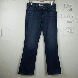 🌺 Old Navy Jeans Reg Fit-Ultra Low Waist Size 4