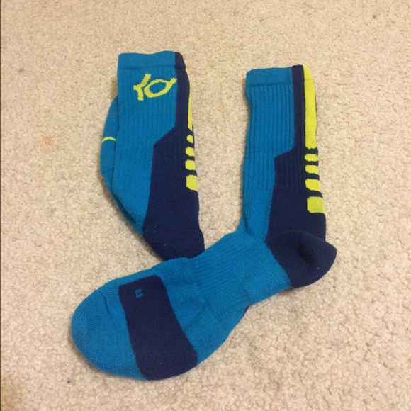35 off nike accessories blue and yellow kevin durant kd