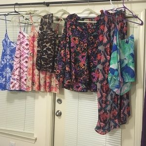 Show Me Your MuMu Dresses & Skirts - Some of My Show me your mumu pieces