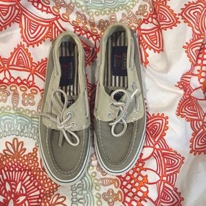 Sperry Top-Sider Shoes - Tan Sperrys✨