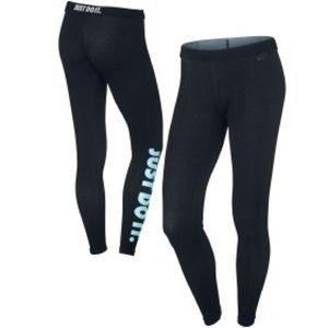 Nike leg a see just do it leggings