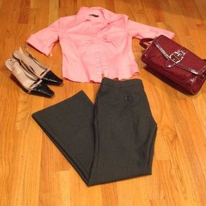 Victoria's Secret Grey Dress Pants- NWOT