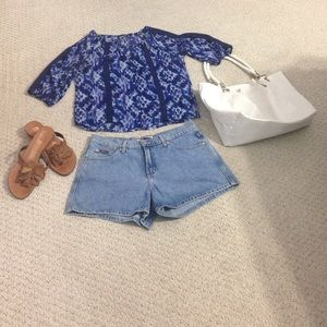 2 Pair Short Shorts Bundle