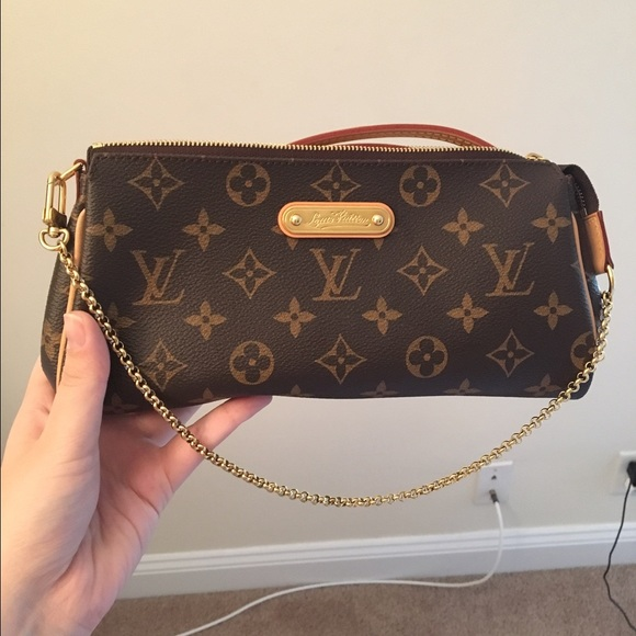 a2654c05450c Louis Vuitton Handbags - Louis Vuitton Eva Clutch