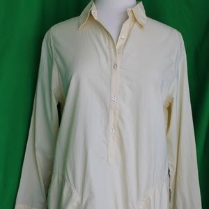 Island Company Tops - Island Company 100% Pima cotton vagabond shirt