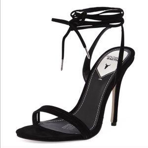 2e66d12e72 Steve Madden Shoes | Windsor Smith Strappy Black Heels | Poshmark
