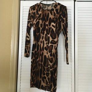 Leopard body con