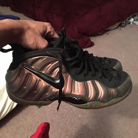Nike Shoes | Foamposite Gym Green