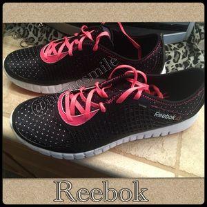 c21e06b9f25 Reebok Shoes - Reebok Z Goddess Glitch Running Shoes