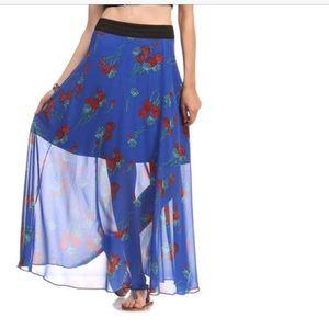 Dare Dresses & Skirts - NWOT Illusion skirt. 🛍SUPER SALE🛍