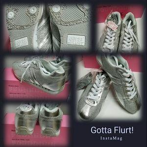 Gotta Flurt Shoes - Gotta Flurt Sneakers
