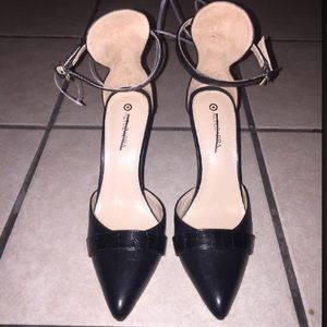 Altuzarra Shoes - NWOT black heels