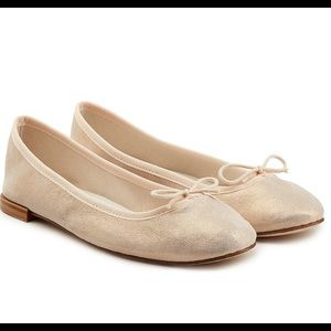 Repetto Shoes - REPETTO SLIGHTLY USED CENDRILLON SUEDE BALLERINAS