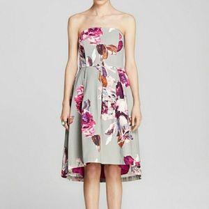 Trina Turk Floral Dress Anthropologie