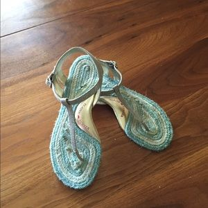 Elaine Turner Shoes - Elaine Turner Emory Thong Sandal