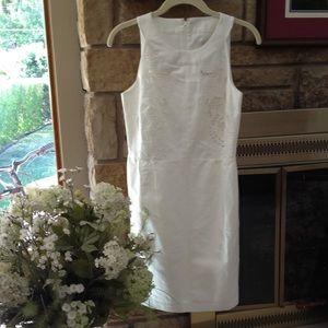 Eyelet Dress-New Price