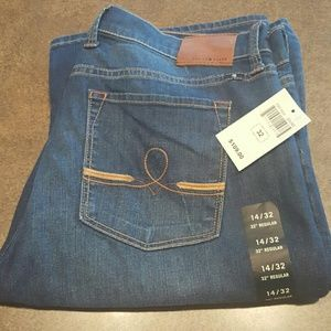 Lucky Sofia Boot Jeans size 32