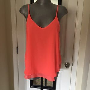 Tops - Pleated tank top