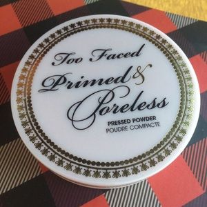 Too Faced Other - Too Faced Primed & Poreless Pressed Powder Compact