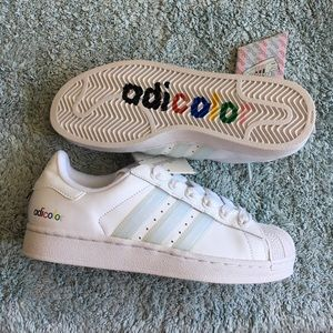 official photos 62f90 1a4ba ... sale adidas shoes adidas superstar ii w5 adicolor edition 3a8ef 750f6