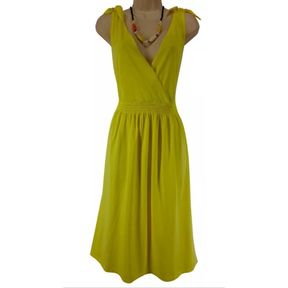Old Navy Dresses | Size 2x Sunflower Yellow Sundress Plus Size ...