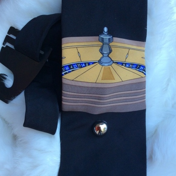 Urban Outfitters Other - Vichy Davis New York Gamble Las Vegas Tie